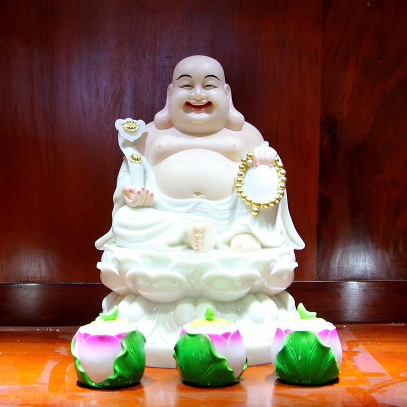 Tượng Phật Di Lặc Biểu Tượng Phú Quý Bình An