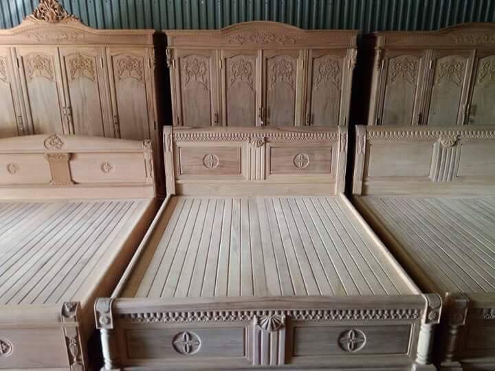 Giường ngủ gỗ Lim những ưu điểm và hạn chế của giường gỗ lim