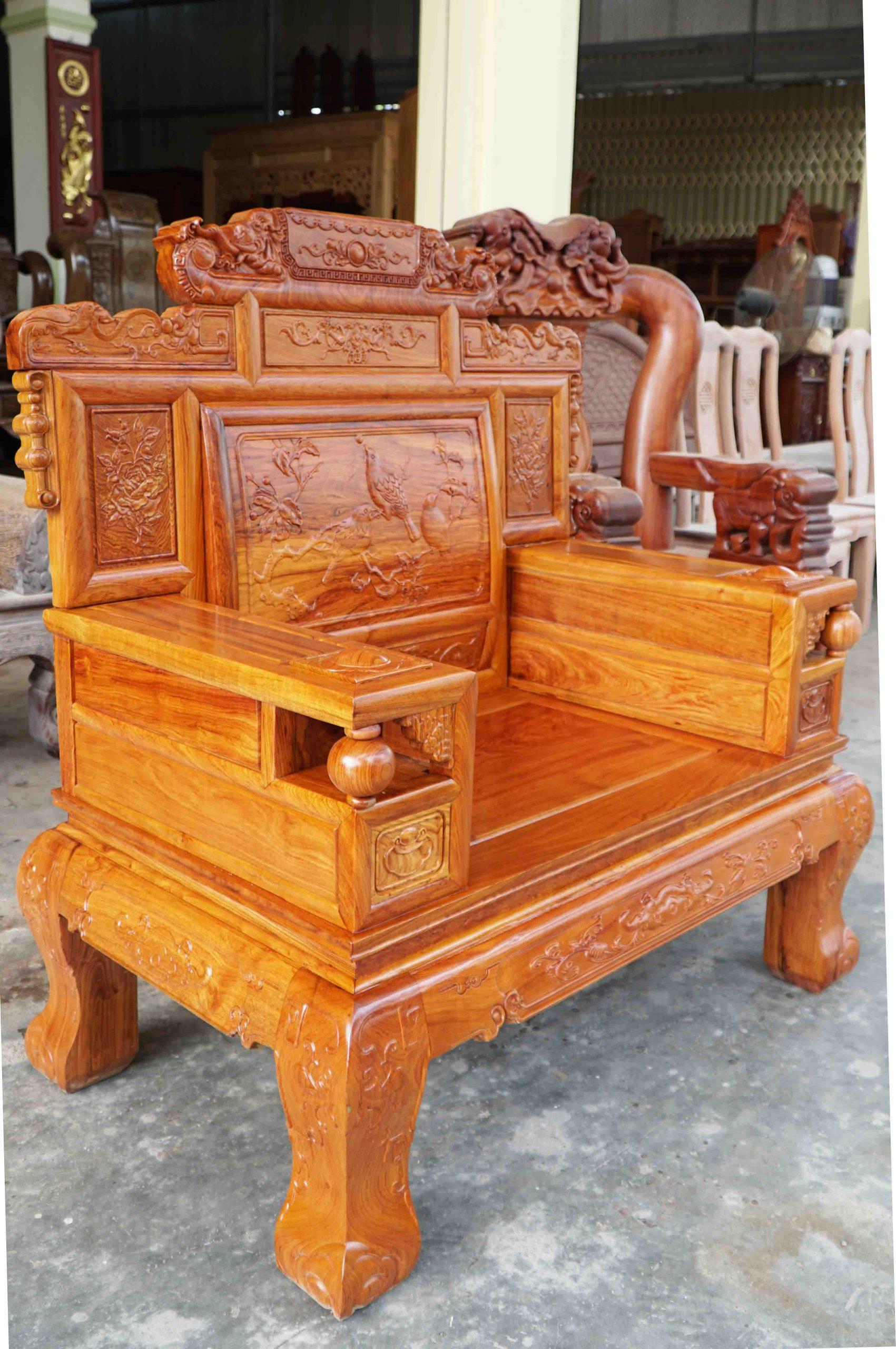 Bàn Ghế Phù Dung